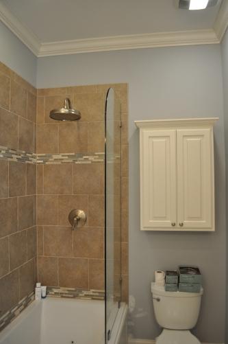 Daniel Island Custom Shower