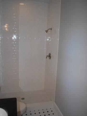 Subway Tile Shower
