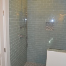 Daniel Island Shower with bench seat