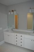 Master Bath with Vanity