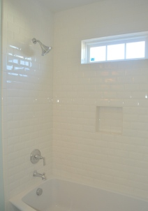 Daniel Island Beveled Subway tile