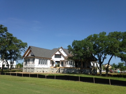 355 Lesesen- from golf course