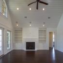 Daniel Island Park Vaulted Living Room
