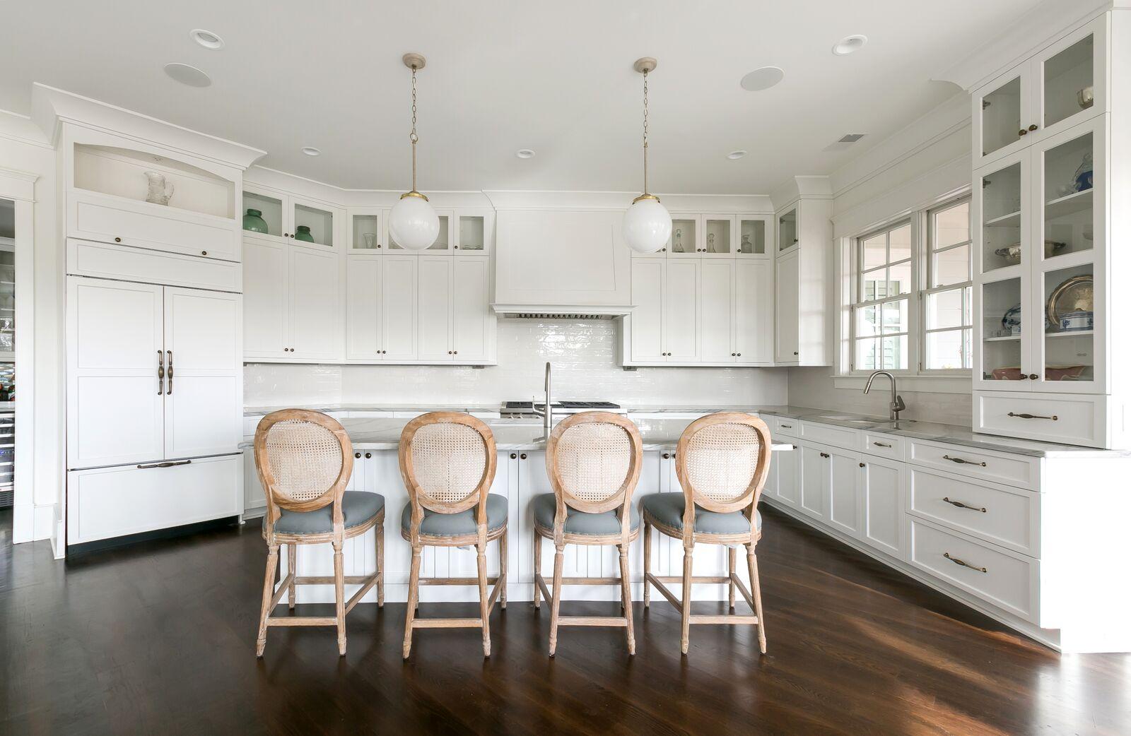 Delpino Custom Homes, LLC Traditional. Modern. Coastal.Kitchen ...