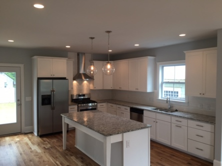 Coastal Cottage Kitchen 4336