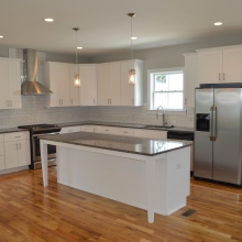 Coastal Cottage 4341 Kitchen