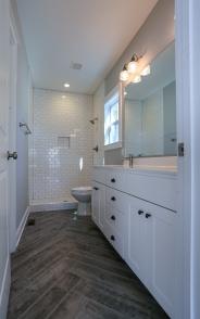 Coastal Cottage Master Bathroom