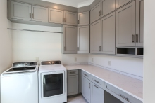 Daniel Island Remodel-Laundry Room