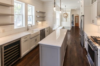 Daniel Island Remodel- Kitchen View