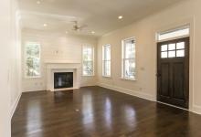Daniel Island Remodel- Living Room