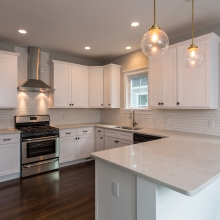 Coastal Cottage 4405 Kitchen