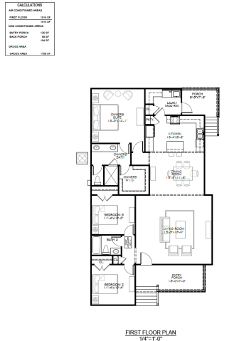 5304 Hartford Floor Plan