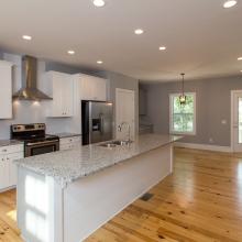 Coastal Cottage 4403 Kitchen