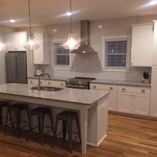 Coastal Cottage Kitchen 4425