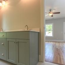 Coastal Cottage Master Suite