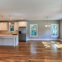 Coastal Cottage Open Floor Plan