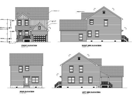 4355 House Plan