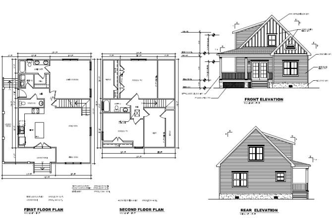 4428 Floor Plan
