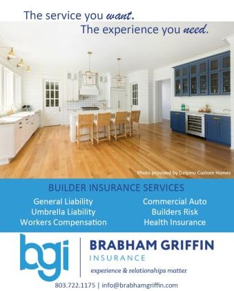 Brabham Griffin Insurance Ad